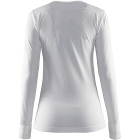 Craft Active Comfort Roundneck Longsleeve Dame white